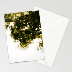 Blurriness Stationery Cards