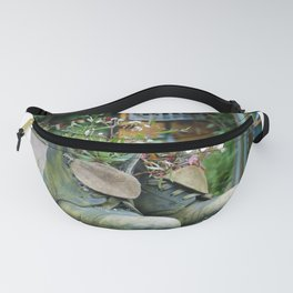 An End to Roaming Fanny Pack