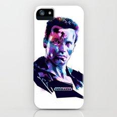 Arnold Schwarzenegger: BAD ACTORS iPhone (5, 5s) Slim Case