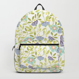 Sage and Poppy Backpack