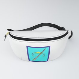 TempleOS Temple Fanny Pack