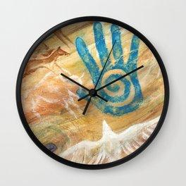 Inner Journey Wall Clock