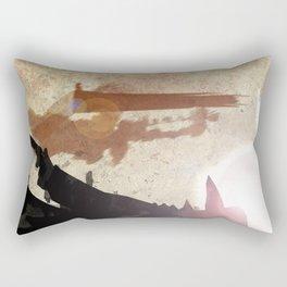 Tower Mirage Rectangular Pillow