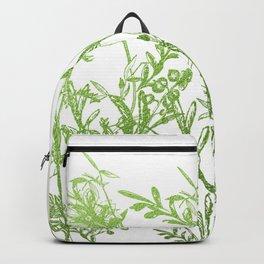 Little green haven Backpack