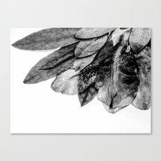 The Blackfish Camouflage Canvas Print
