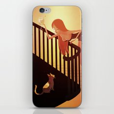 Don't cry kitten iPhone & iPod Skin
