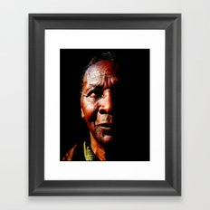 O1 Framed Art Print