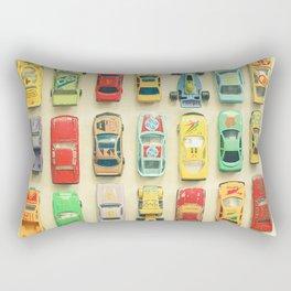 Car Park Rectangular Pillow