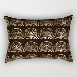 The Eyes of Manon Rectangular Pillow