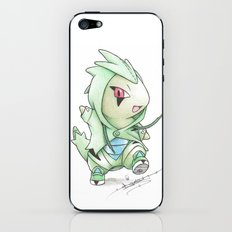 Quite the Tyrant  iPhone & iPod Skin