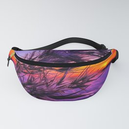 Spring sunset Fanny Pack