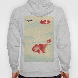 Japan Goldfish Hoody