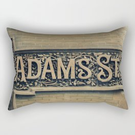 Adams Street Rectangular Pillow