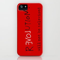 re-love-ution iPhone (5, 5s) Slim Case