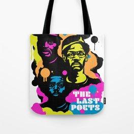 Soul Activism :: The Last Poets Tote Bag