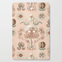 Ernst Haeckel - Jellyfish Scientific Illustration Cutting Board