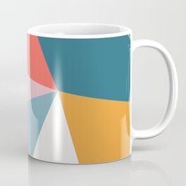 Modern Geometric 34 Coffee Mug
