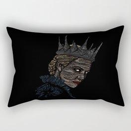 Ravenna • Evil Queen • Charlize Theron Rectangular Pillow