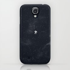 Gravity - Dark Blue Galaxy S4 Slim Case