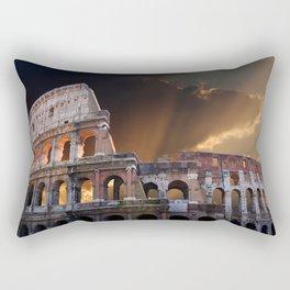 The Coliseum of Ancient Rome Rectangular Pillow