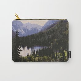 Waterton Lakes National Park Carry-All Pouch