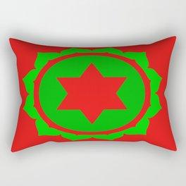 ANAHATA 2 Rectangular Pillow