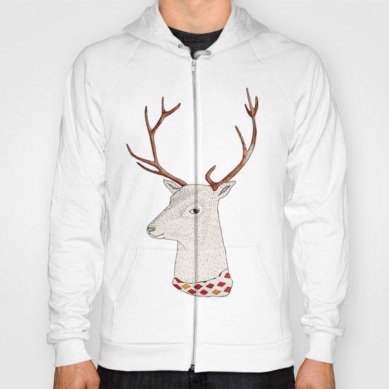 Dear deer. Hoody