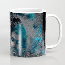 Krishna The mischievous one - The Hindu God Coffee Mug