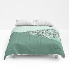 Mint Slice: Cookie Crew Comforters