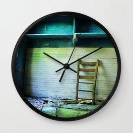 Abandoned Pt.1 Wall Clock