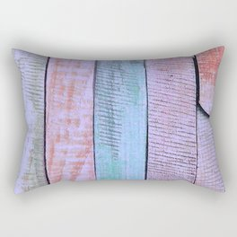 Vintage Colors Rectangular Pillow