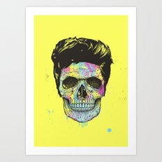 Color your death Art Print