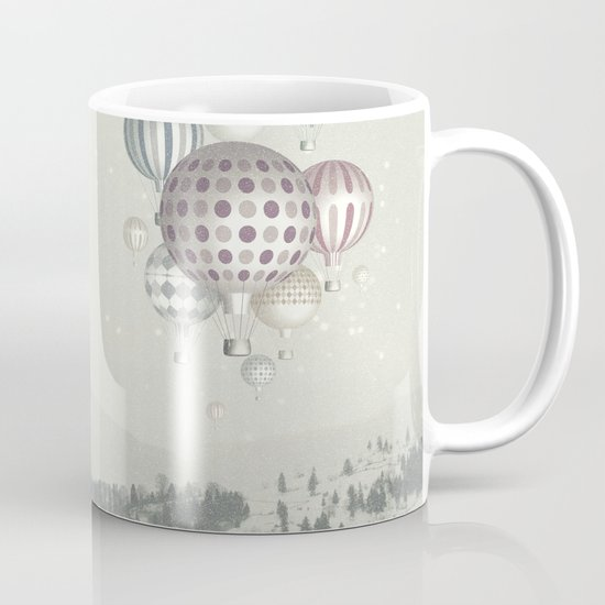 Winter Dreamflight Mug