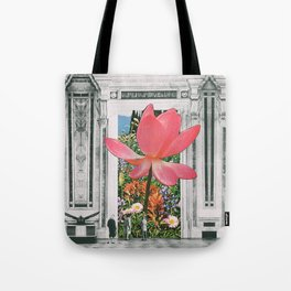 The magical Lotus flower Tote Bag
