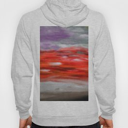 Serenity Abstract Landscape 3 Hoody