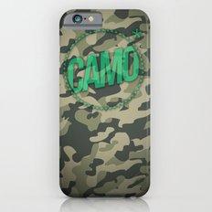 Camo Slim Case iPhone 6s