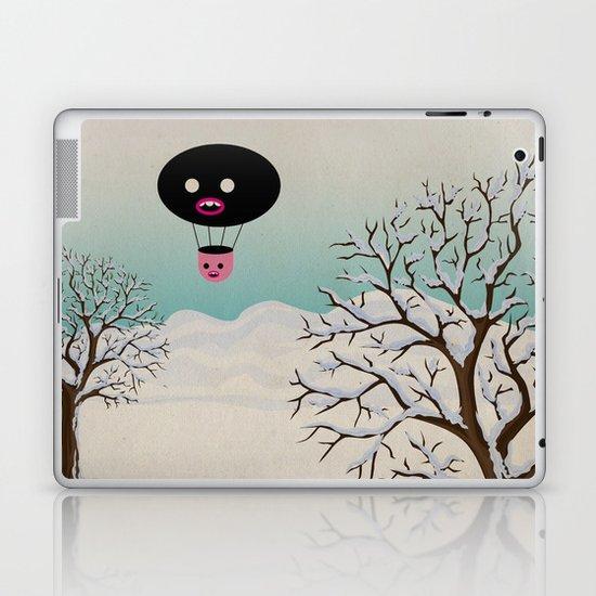 b r r r Laptop & iPad Skin