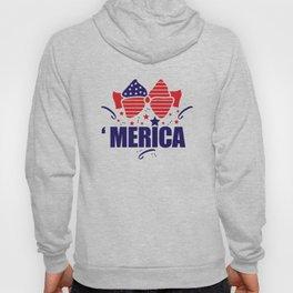 America July 4th Hoody
