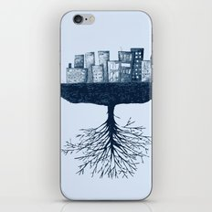 The World Against the World iPhone & iPod Skin