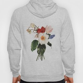Spring Flowers Bouquet Hoody