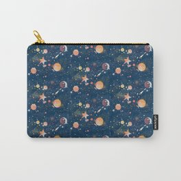 Painted Space Carry-All Pouch