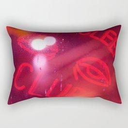 No Time to Sleep Rectangular Pillow