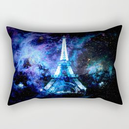paRis galaxy dreams Rectangular Pillow