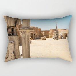 Tataouine Tunisia Rectangular Pillow