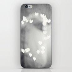Love is a blur iPhone & iPod Skin