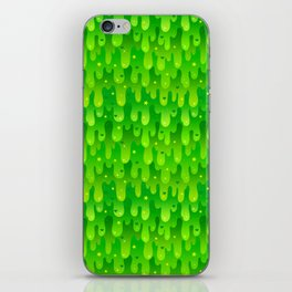 Radioactive Slime iPhone Skin