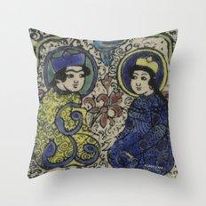 hhd Throw Pillow
