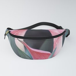 Pink Calla Flowers Fanny Pack