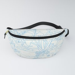mountain stream Fanny Pack