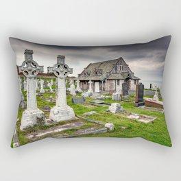 Saint Tudno Llandudno Rectangular Pillow